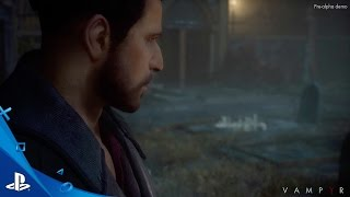 Nonton Vampyr   First Gameplay Trailer   Ps4 Film Subtitle Indonesia Streaming Movie Download