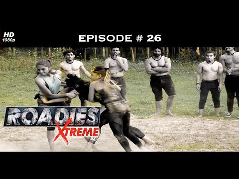 Roadies Xtreme - Full Episode 26 - Raftaar's lesson for Surbhi