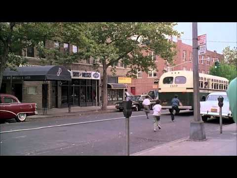 A Bronx Tale 1993 murder scene