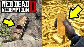 HIDDEN MONEY TRAIN WITH EASY MONEY in Red Dead Redemption 2!