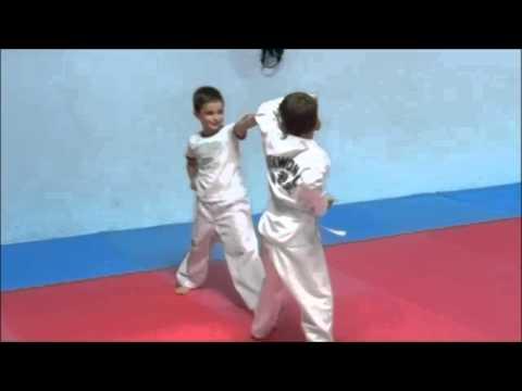 Taekwondo klinci - polaganje 2015.
