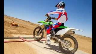 10. Kawasaki KX250F Review
