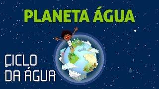 Cartilha Planeta Água - Ciclo da água