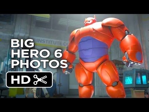 Big Hero 6 – Movie First Look (2014) – Disney Marvel Animated Movie HD