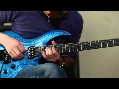 【Qsic】ESP FRX Liquid Metal Blue【売約済】