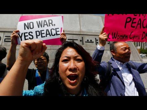 Trotz Absage Trumps: Pjöngjang bleibt gesprächsbere ...