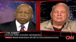 Ex-Klansman Elwin Wilson 'I'm sorry'