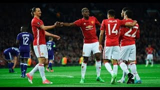 Download Video Manchester United vs Anderlecht 2-1(3-2) April 20th 2017 All Goals and Highlights! MP3 3GP MP4
