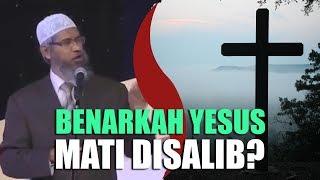 Video Kalau dalam Islam Yesus Tidak Mati Disalib, Siapa yang Menggantikannya? | Dr. Zakir Naik MP3, 3GP, MP4, WEBM, AVI, FLV Oktober 2018