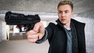 Video How difficult is it to buy a pistol? Small gun license! MP3, 3GP, MP4, WEBM, AVI, FLV Mei 2018