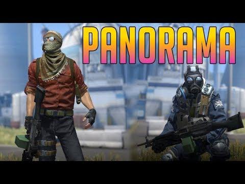 CS:GO Panorama Beta - All Unique Main Menu Animations