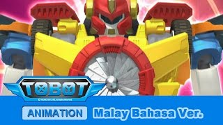 Malay Bahasa TOBOT S1 Ep.25 [Malay Bahasa Dubbed version]