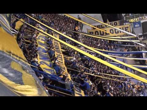 Boca Bolivar Lib16 / Recibimiento - La 12 - Boca Juniors