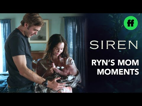 Siren Season 3 | Ryn's Motherhood Journey | Freeform