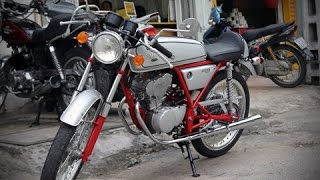 2. Honda Dream 50 and Honda Dream 50R