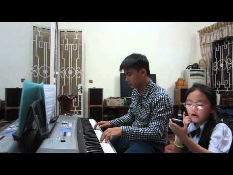 Nguyễn Kiên Keyboard - Tiếng Thạch Sùng - Bé Thanh Tú