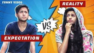 Download Video Expectation Vs Reality | প্রত্যাশা বনাম বাস্তবতা | Bangla Funny Video | Tawhid Afridi | MP3 3GP MP4