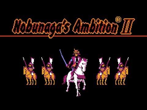 nobunaga's ambition nes manual