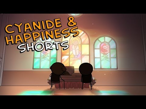 Remains - Cyanide & Happiness Shorts