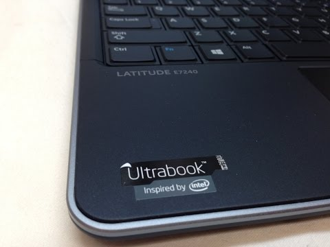 Dell Latitude E7240 Ultrabook Quick Review