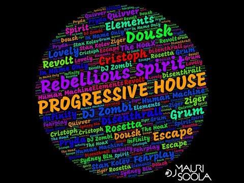 07. Cristoph, Quivver - In Name Only (#DjMauriScola Livemix) [Rebellious Spirit]