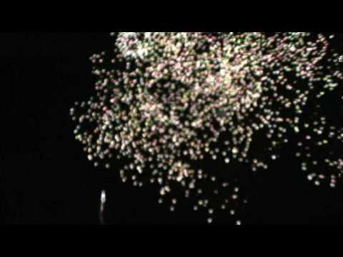 Feuerwerk Pyro-Team Berlin - Feuerwerk zum 60. Geburtstag beim Hotel Teikyo am 14.04.2017