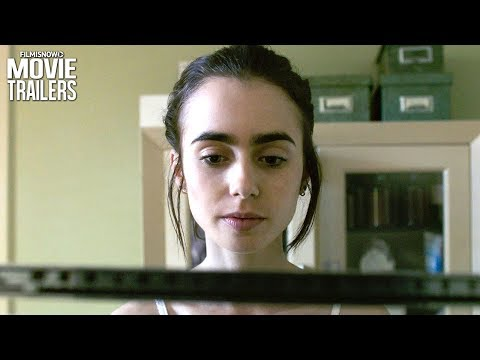 To the Bone Trailer: Keanu Reeves Helps Lily Collins Battle Anorexia