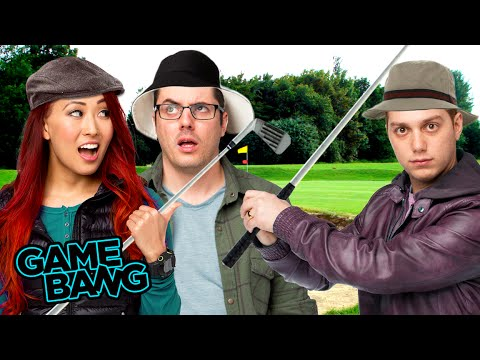 WE SUCK AT GOLF (Game Bang)