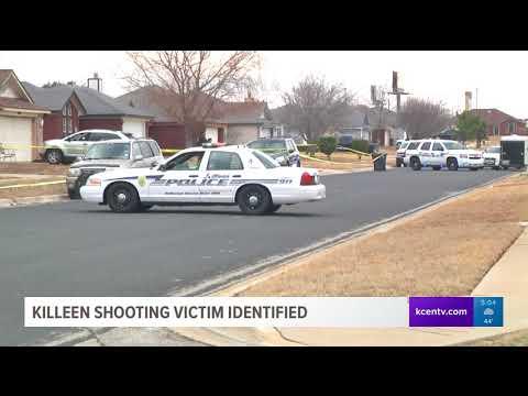 Killeen shooting victim identified