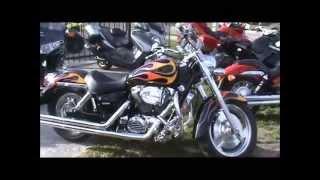 8. 2007 Honda Shadow Sabre VT1100