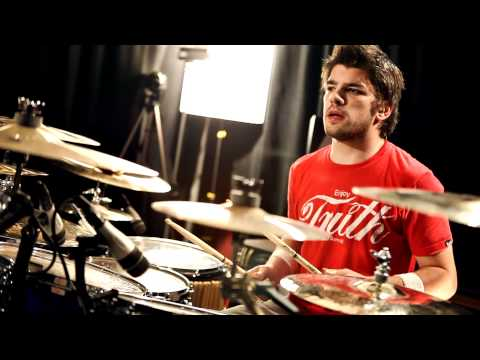 Cobus - Foo Fighters - The Pretender (Drum Cover)