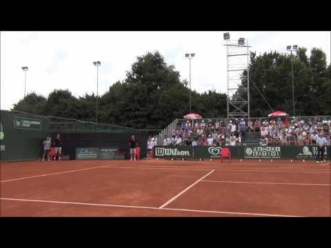 ATP Challenger Padova 2014 - Presentazione della finale