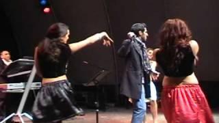 آهنگ الناز با اجرای حمید و گروه رقص آکادمیک