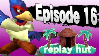 Replay Hut  16 – Melee Newcomers!