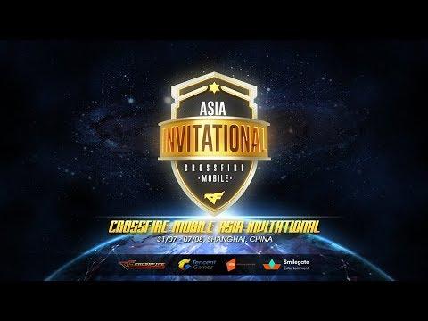 CrossFire Legends | Giải đấu CFMAI 2017