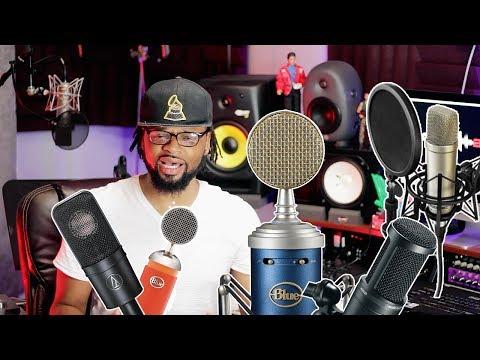 Best Vocal Microphones 2017 | Top 5 Budget Microphones Under $300 (2017)