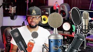 Video Best Vocal Microphones 2017 | Top 5 Budget Microphones Under $300 (2017) MP3, 3GP, MP4, WEBM, AVI, FLV Juni 2018