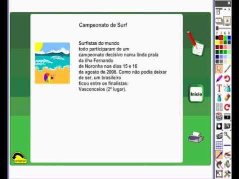 A estrutura de uma Notícia - Português