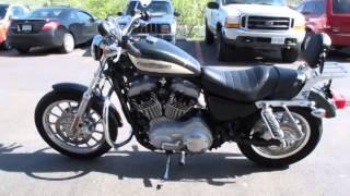 1. 2005 Harley Davidson XL1200R Sporster 1200 Roadster