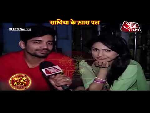 Saathiya: Jigar-Rashi's FUN OFFSCREEN MOMENTS!