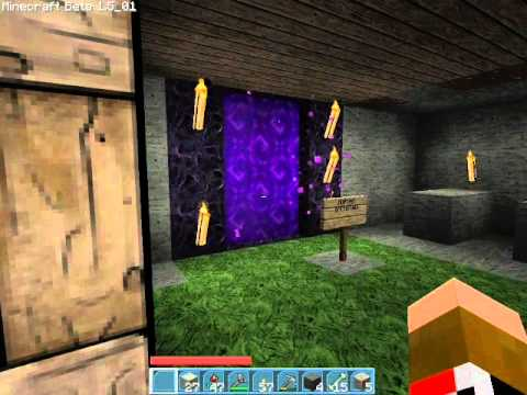 Minecraft - обзор текстур пака Bordercraft [PcuKeuKen]