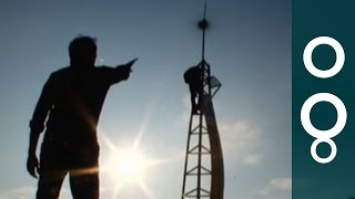 Nonton George brothers say portable wind turbine can be a game changer Film Subtitle Indonesia Streaming Movie Download