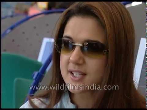 Bollywood leading women: Preity Zinta
