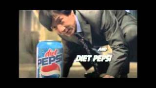 Diet Pepsi - Stunt Fight Can