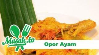 Opor Ayam
