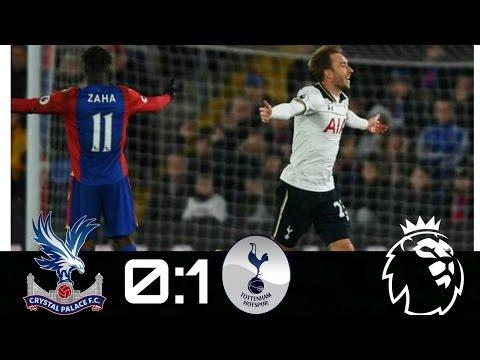 Crystal Palace vs Tottenham:0-1:Full Highlights HD(27/4/2017)