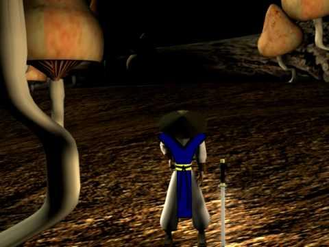 Shrunken Sagas: Mushroom Samurai