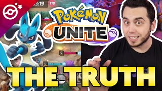 Why You Should Try Pokemon Unite! by aDrive