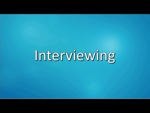 Job Interview Tips for Communication and Media Studies Students