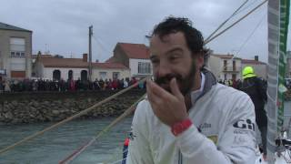 IMOCA - Vendée Globe 2016 - PAD #108 - Jeudi 02 février 2017
